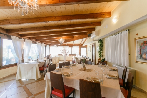 Su Soi - Sala ristorante (1)