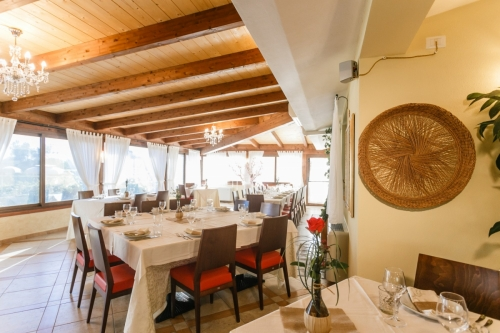Su Soi - Sala ristorante (3)